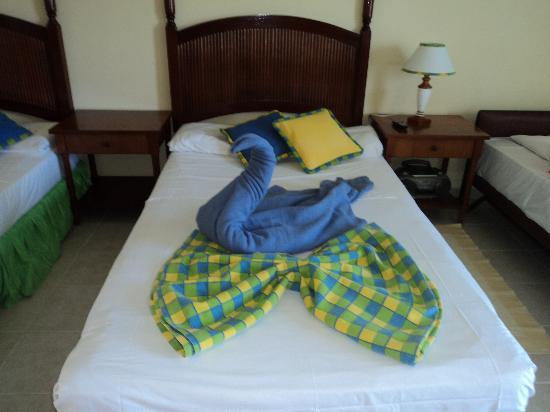 Hotel Playa Coco: Les Chambres avec le design !!