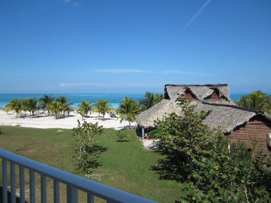 Hotel Playa Coco: La vue de notre chambre ( 5310 )