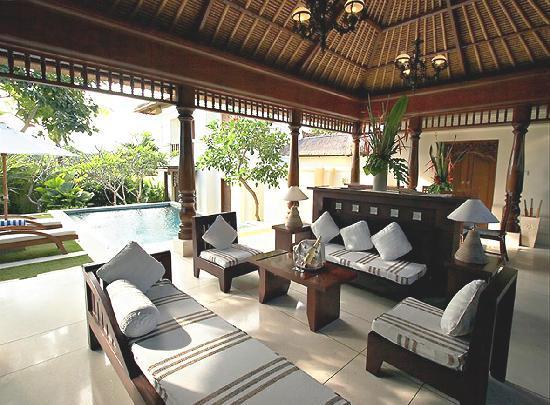 Pat-Mase, Villas at Jimbaran: Living Room