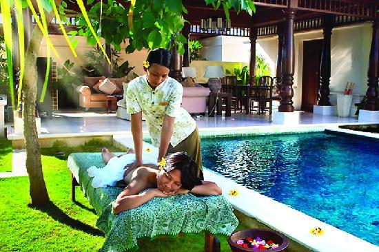 Pat-Mase, Villas at Jimbaran: Spa