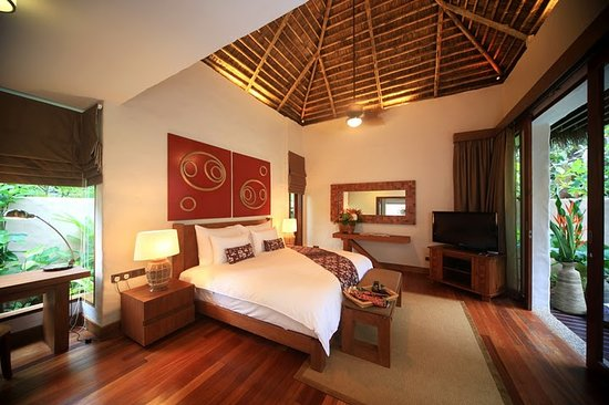 The Banjaran Hotsprings Retreat: Bedroom