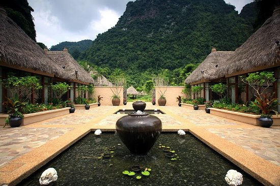 ‪‪The Banjaran Hotsprings Retreat‬: Courtyard2‬
