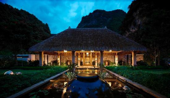 The Banjaran Hotsprings Retreat: Reception