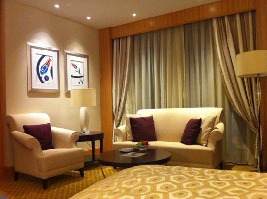 JW Marriott Hotel Ankara: sitting area