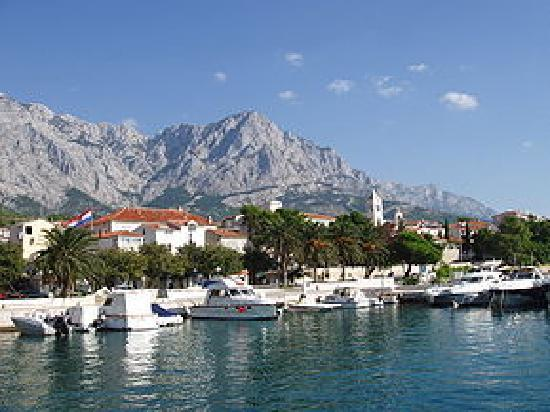 Hotel Croatia : destination Baska Voda