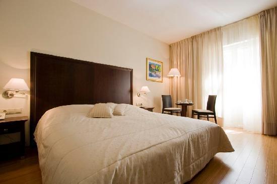 Hotel Croatia: standard double room
