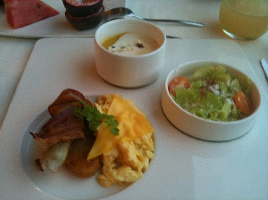 Grand View Resort Beitou: western breakfast