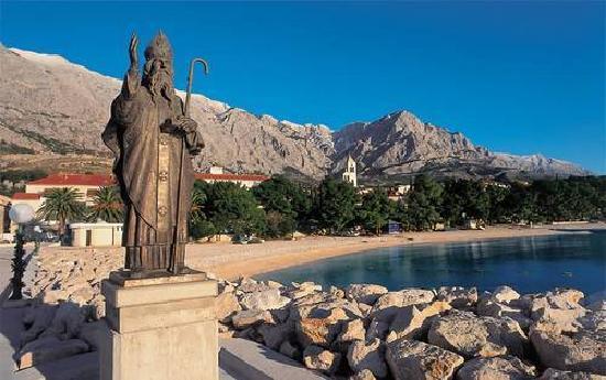 Hotel Croatia: destination Baska Voda