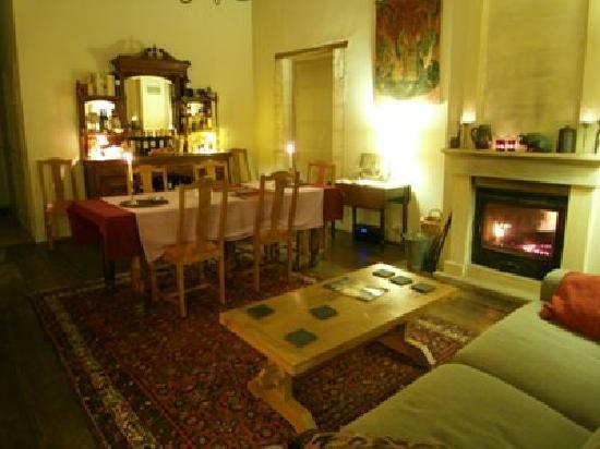 Repos a Riberac: Salle à manger