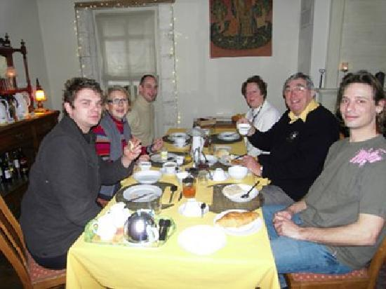 Repos a Riberac: Family groups welcomed