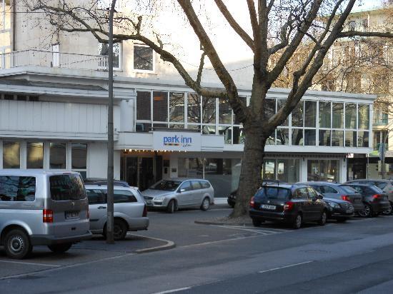 Mercure Hotel Dortmund Centrum: Park Inn Dortmund