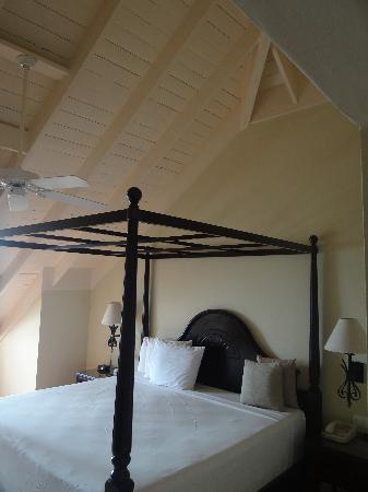 Luxury Bahia Principe Samana Don Pablo Collection : Chambre 4ème étage vue mer