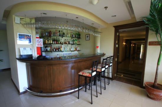 Hotel Fleuris: Bar