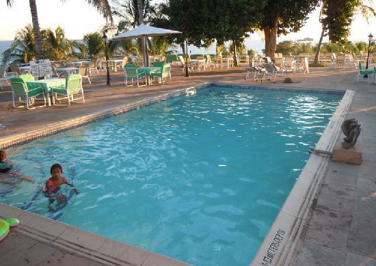 Siavonga, Zambia: Main Pool 2