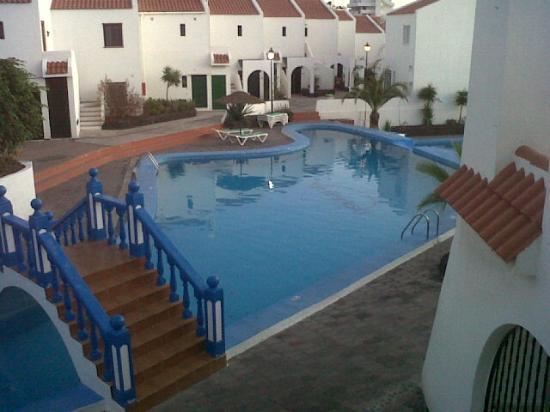 Mareverde: pool