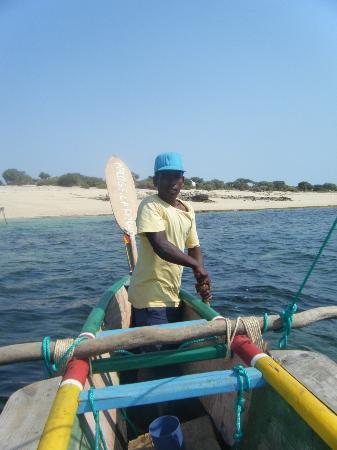 Atlantis Madagascar: mario le meilleur piroguier de l'île!!!!