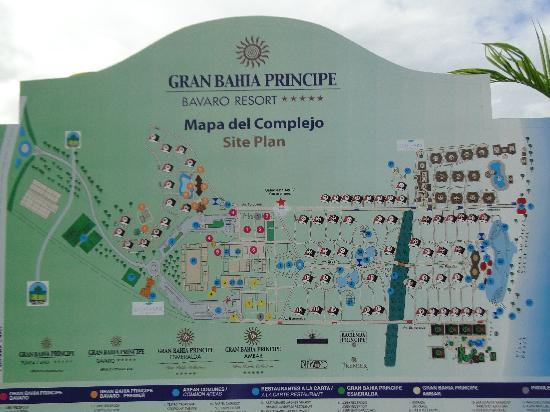 Grand Bahia Principe Bavaro: Gran Bahia Principe. GRANDE.
