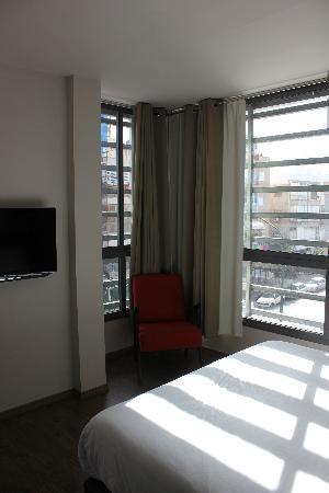 Ben Yehuda Apartments: Schlafzimmer
