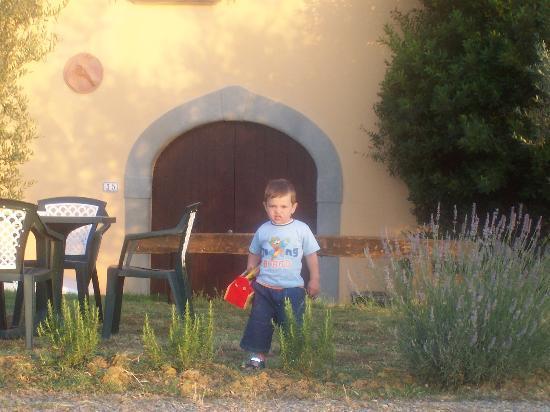Villa Somelli: mio figlio