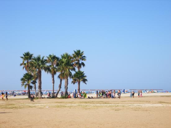 Coma Ruga, Espagne : Playa de Coma-ruga