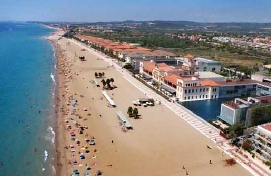 Coma Ruga, إسبانيا: Playa de San Salvador