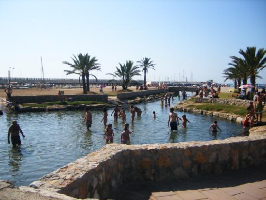 Coma Ruga, Espagne : Riuet de Coma-ruga