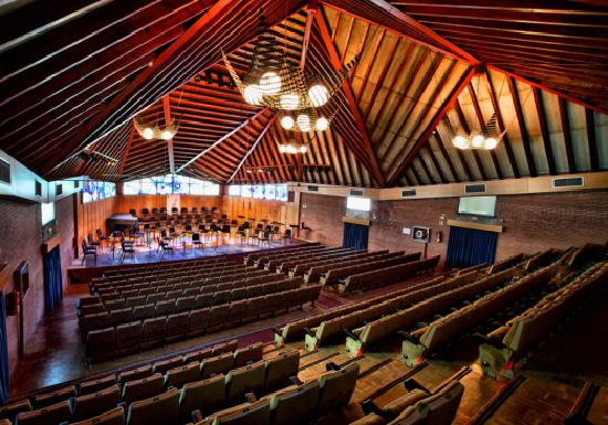 Coma Ruga, Espagne : Auditorio Pau Casals