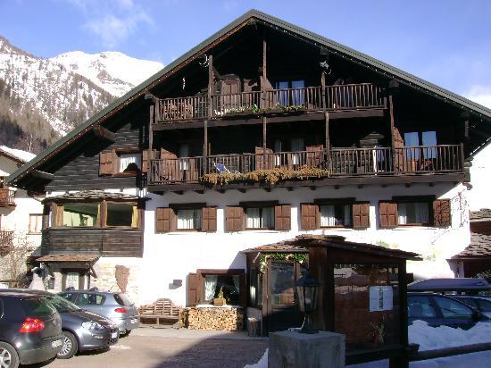 Hotel Gran Baita: l'hotel