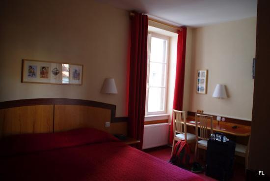 Hotel Pax: Hotelzimmer vor Bezug