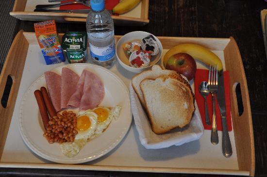 Amsterdam 4holiday: Breakfast