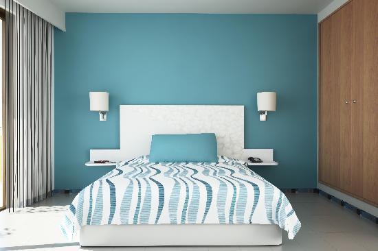 Hoposa Daina Apartments: Dormitorio