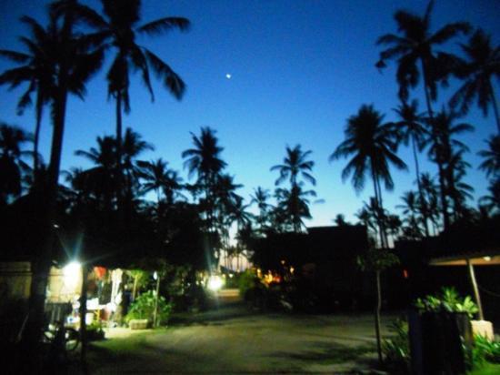 Moonwalk Lanta Resort : La vista dalla nostra camera