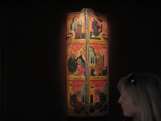 Musee des Beaux-Arts de Rouen: Iconography
