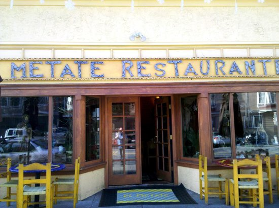 Photo of Mexican Restaurant El Metate at 2406 Bryant St, San Francisco, CA 94110, United States