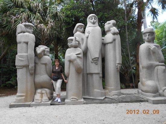 Ann Norton Sculpture Gardens : Ann Weaver Norton Art