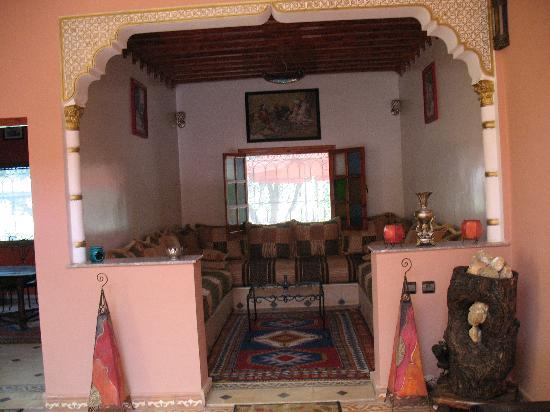 Salon Arabe Picture Of Riad Ourika Marrakech Tripadvisor