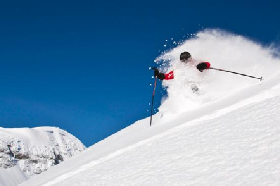 Fernie's legendary powder
