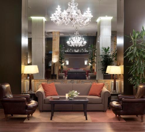 Hotel Bernini Bristol : Lobby