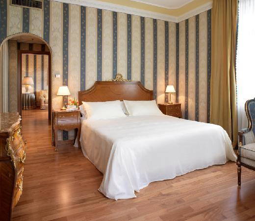 Hotel Bernini Bristol : Suite classic style