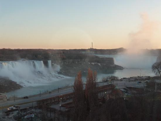 Crowne Plaza Niagara Falls - Fallsview: Room with a view