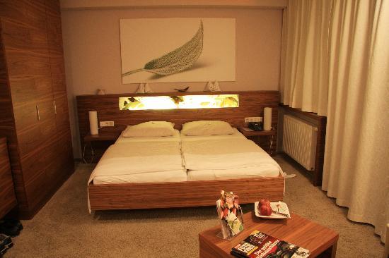 Hotel Guglwald: Zimmer Salbei