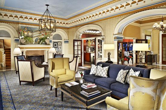 Grande Colonial La Jolla: Grande Colonial Main Lobby