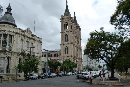 Hotel Coral Tower Trade Center: Museu e Catedral de Uruguaiana Rs