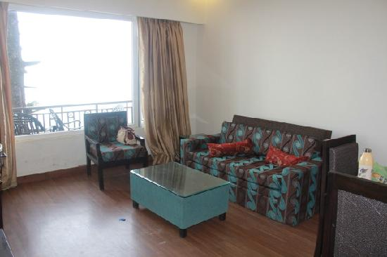 Grand View Hotel: Living Room