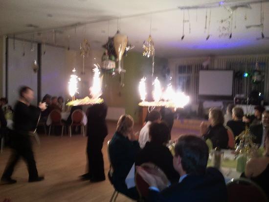 Alter Gutshof: Abend Gala Silvester Menue