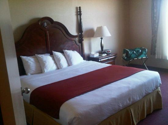 MorningGlory Hotel, Resort & Suites: Bed Room