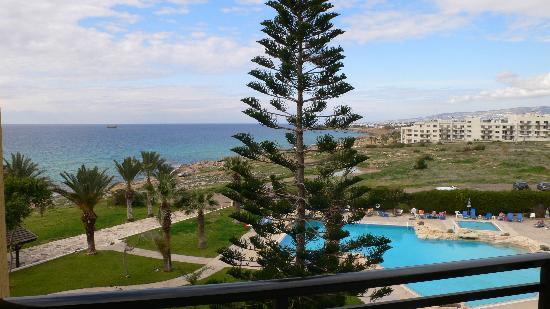 Venus Beach Hotel: View from room