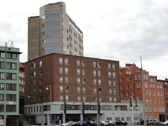 hotell riverton göteborg