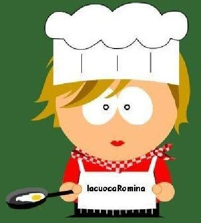 La Cuoca Romina: logo