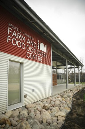 Bruce D. Campbell Farm & Food Discovery Centre